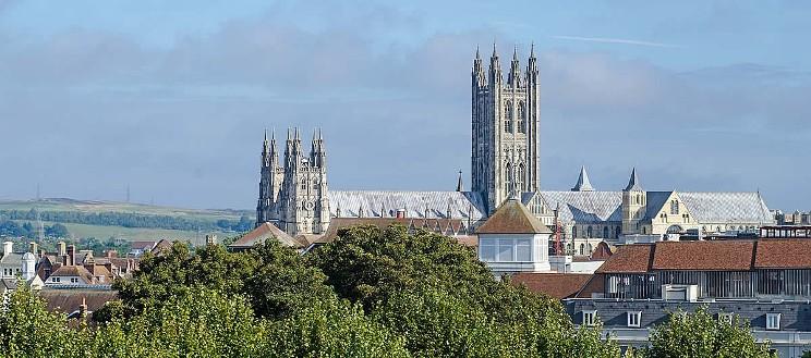 sejour a Canterbury