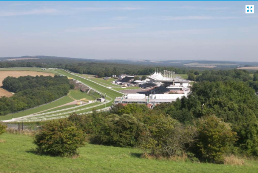 L'hippodrome de Goodwood