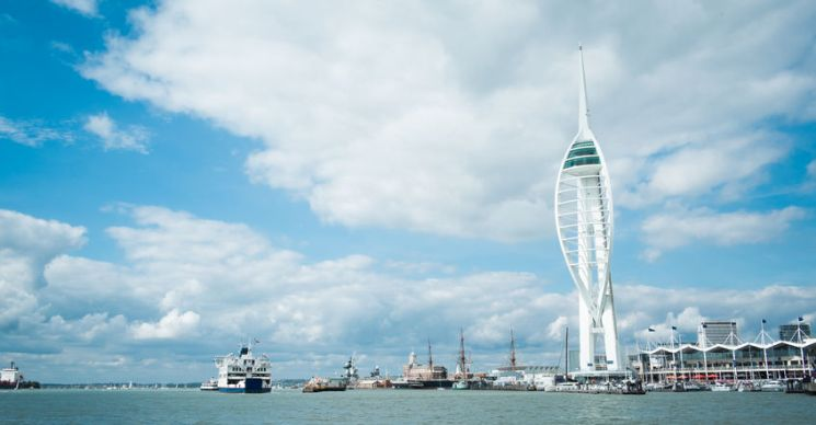 portsmouth angleterre