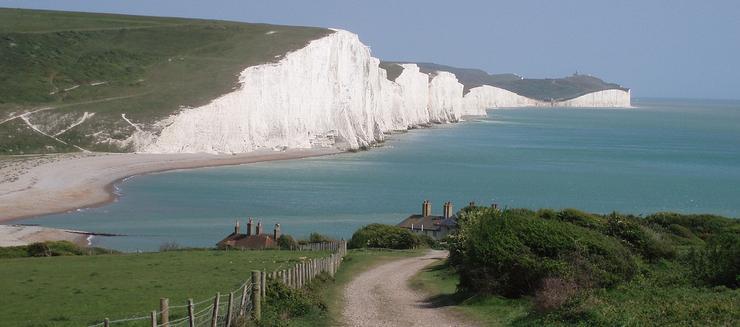 Vacances sud Angleterre