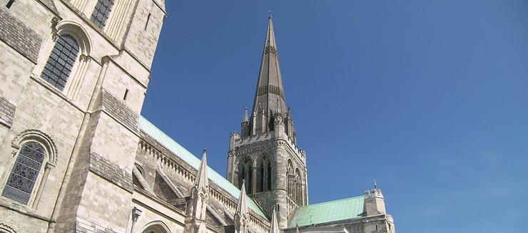 cathédrale chicester