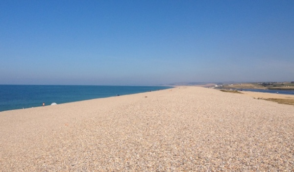 chesil plage