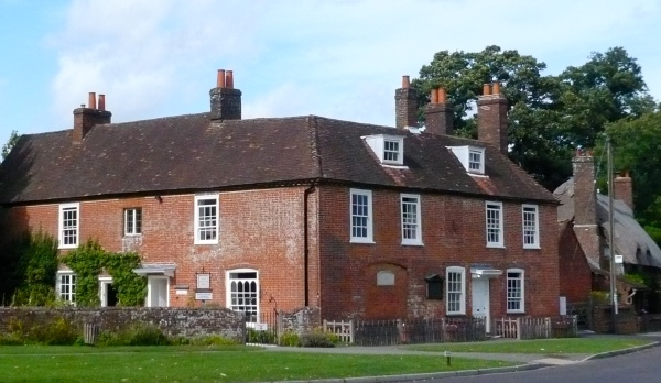 jane austin house