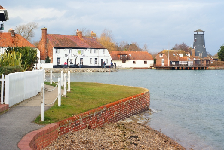 chichester harbour vacances sussex