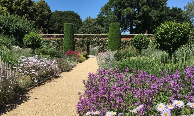 mottisfont abbey jardin