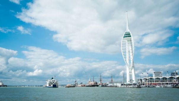 spinnaker tower portsmouth vacances